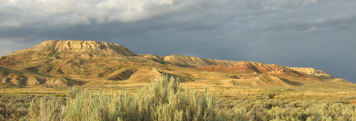 Places to Expore in Wyoming | Wyoming State Mineral and Gem Society